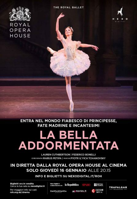 LA BELLA ADDORMENTATA - DAL ROYAL OPERA HOUSE 2019/2020